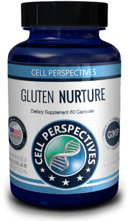 Gluten Nurture dietary supplement